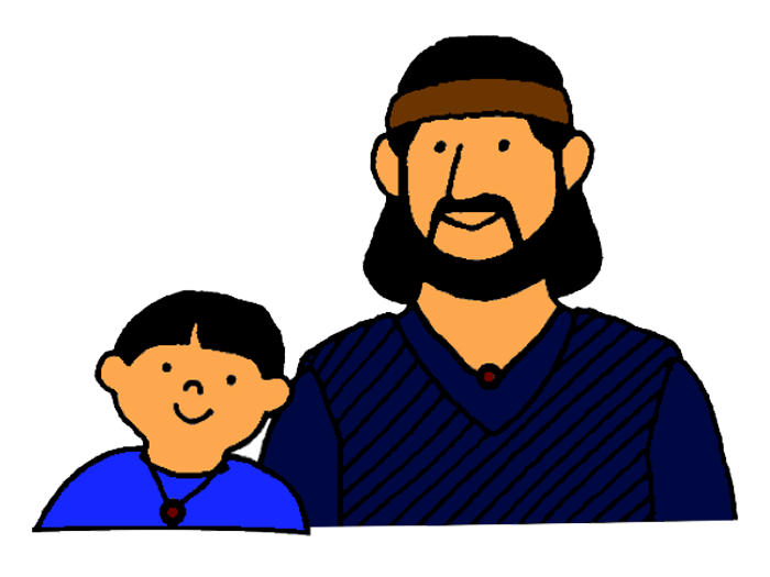 Clipart world jesus loves the little child. Healing of nobleman s