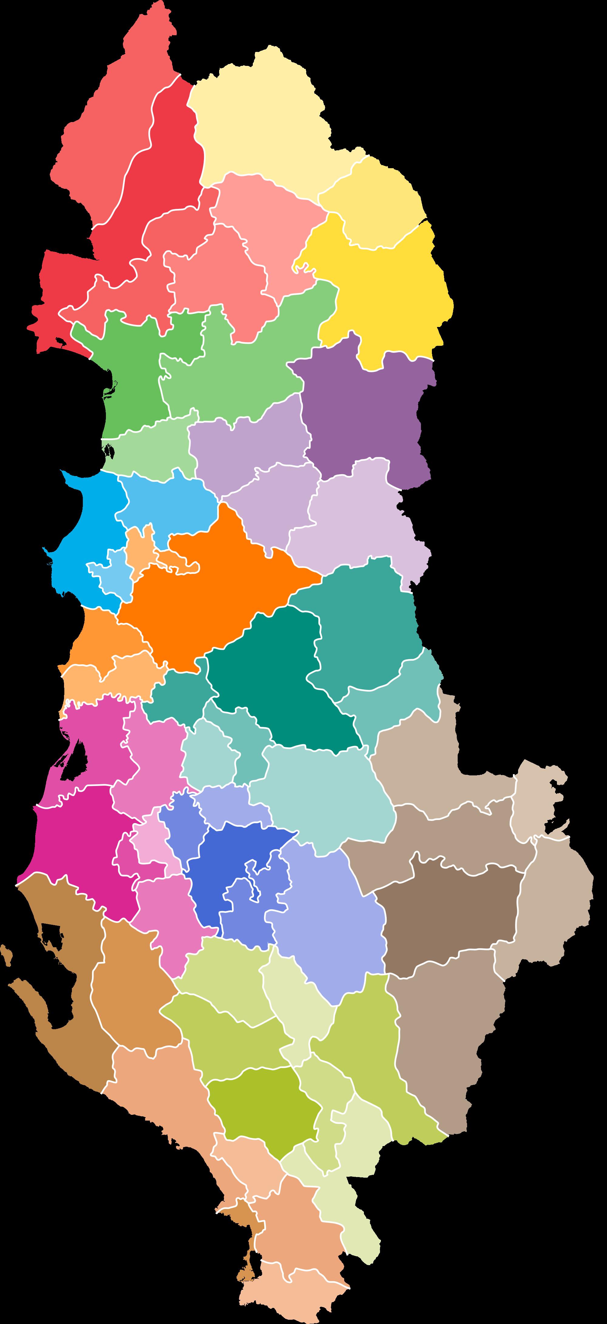 Administrative divisions of albania. Politics clipart mayor city
