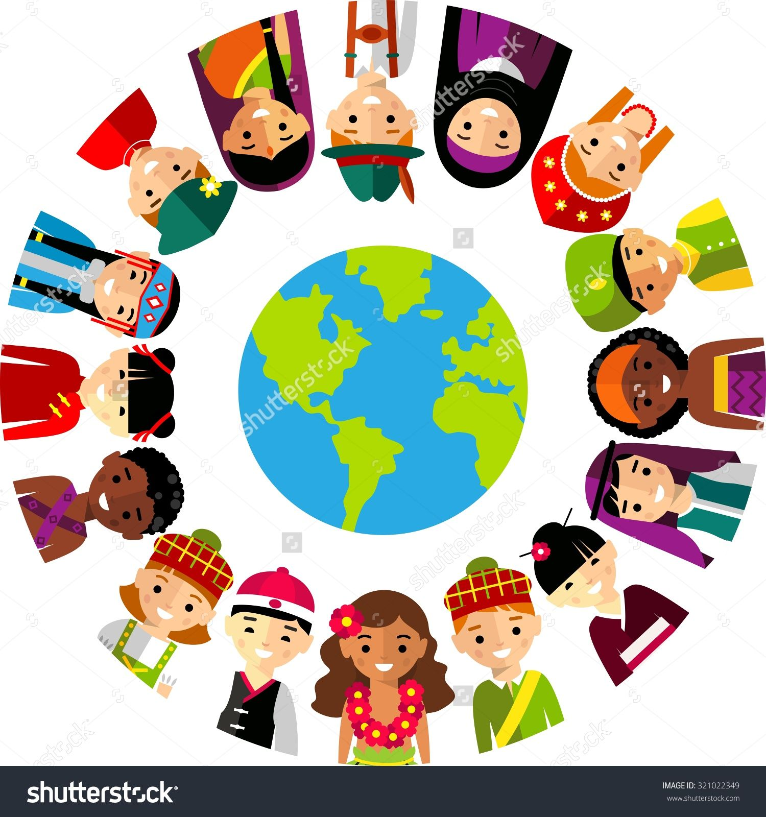 Child images clip page. Friendship clipart multicultural