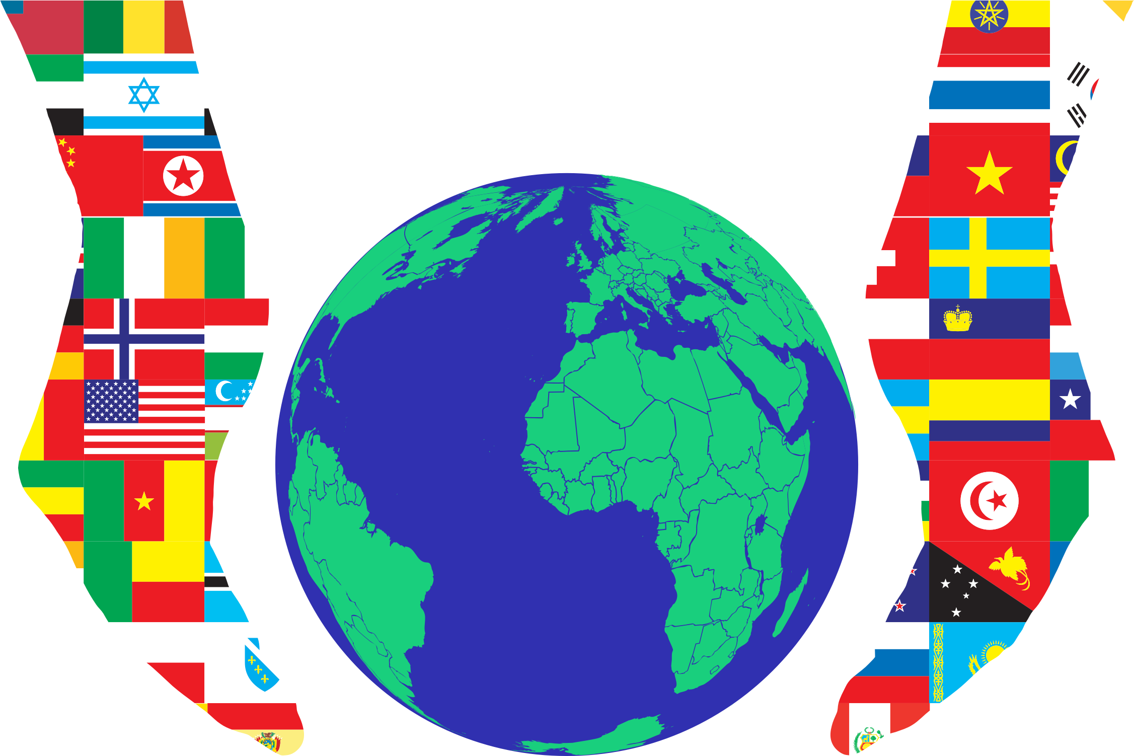Hands big image png. Clipart world peaceful world
