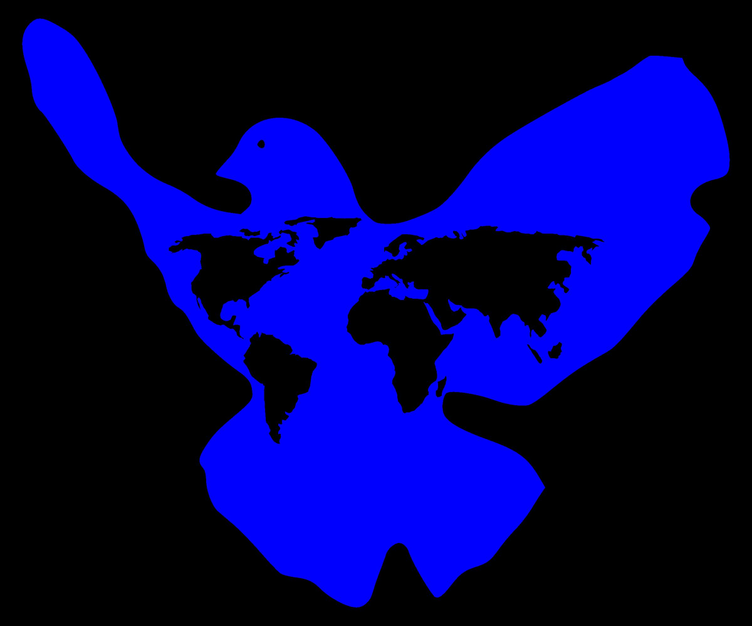 Clipart world peaceful world. Presentation name peace