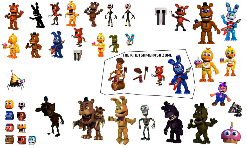 Christmas box grand finale. Youtube clipart fnaf