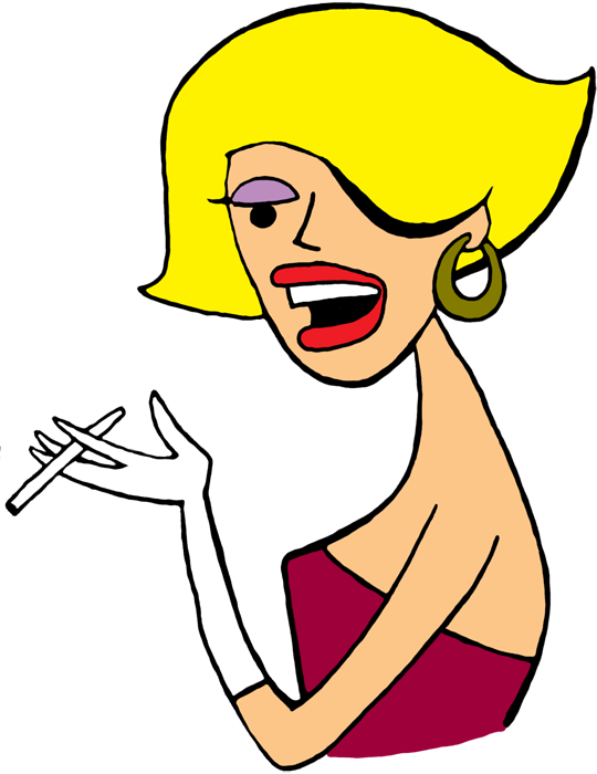 A perfect world clip. Tired clipart female