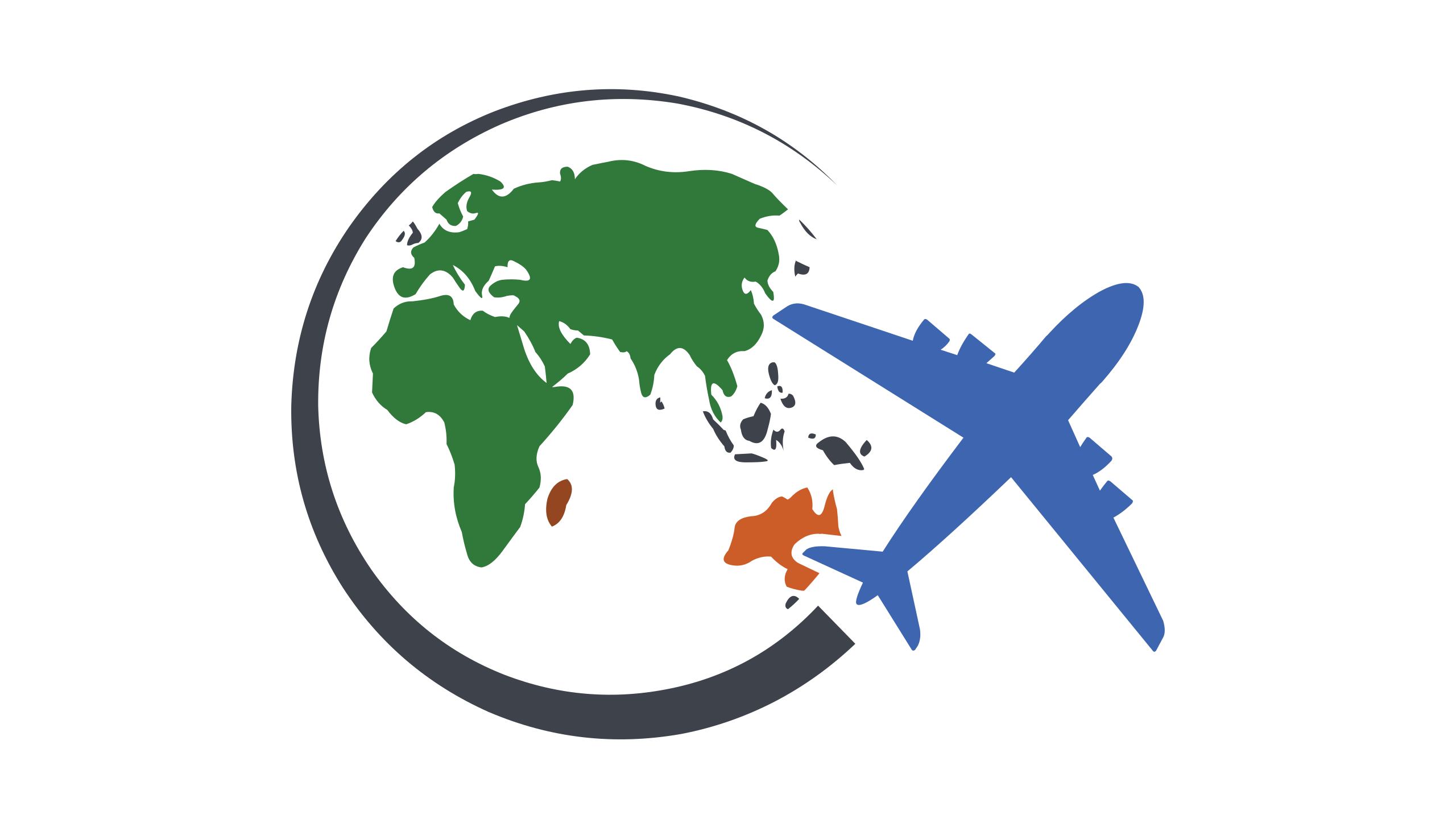 Clipart world round trip. Meet our team and
