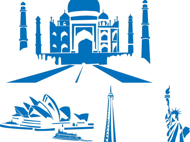 Clipart world seven wonders. The free on png