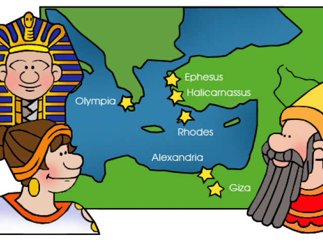 The free on dumielauxepices. Clipart world seven wonders