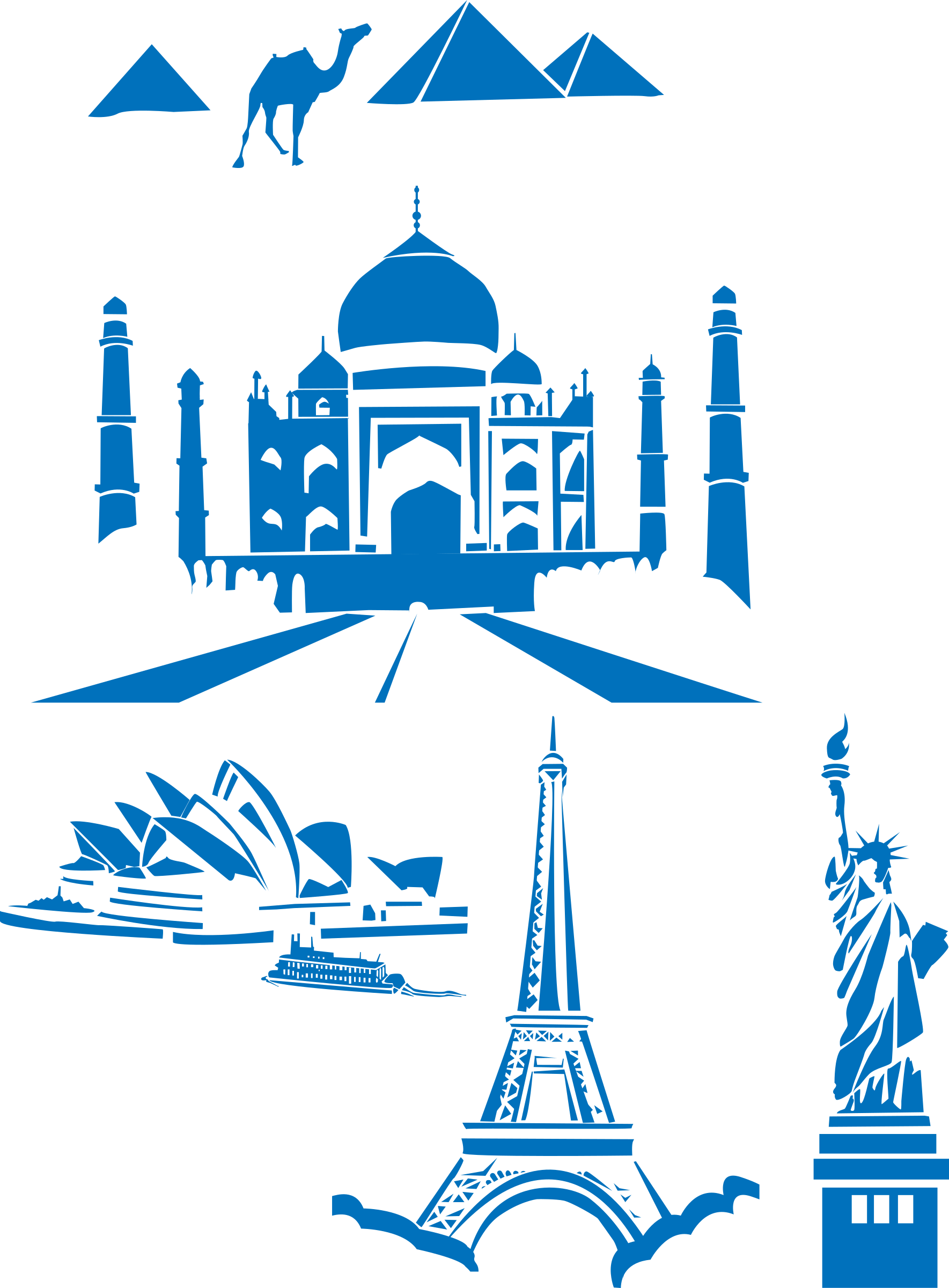 Clipart world seven wonders. The free on dumielauxepices