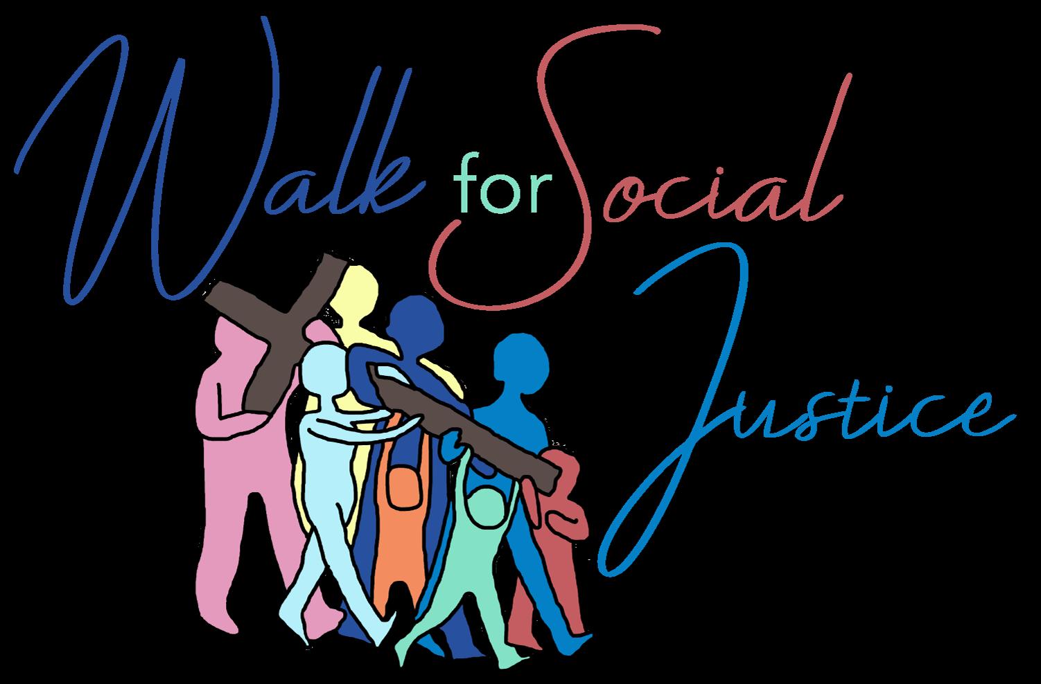 Clipart world social justice. Walk for simcoe muskoka