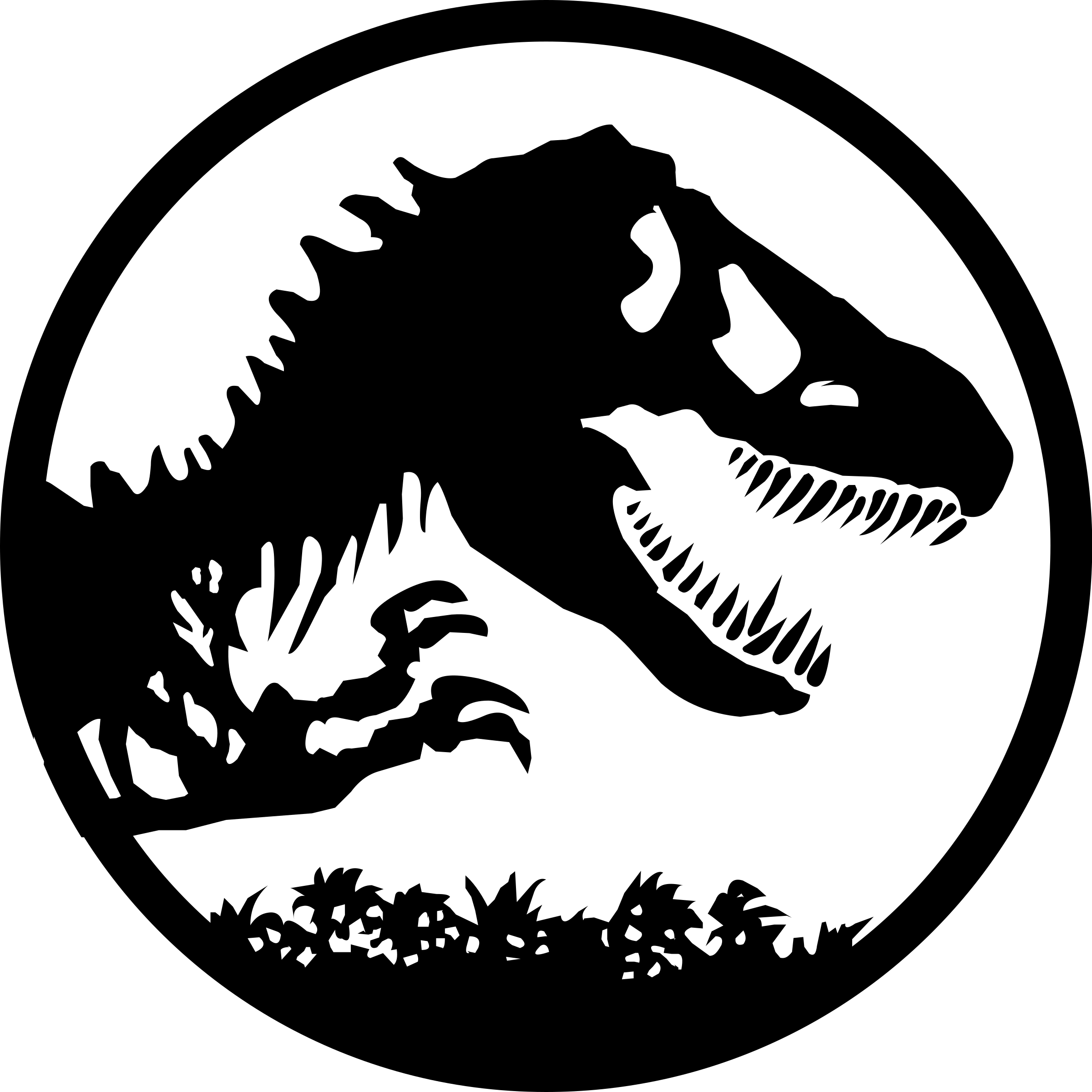 World vector png. Jurassic logo transparent svg