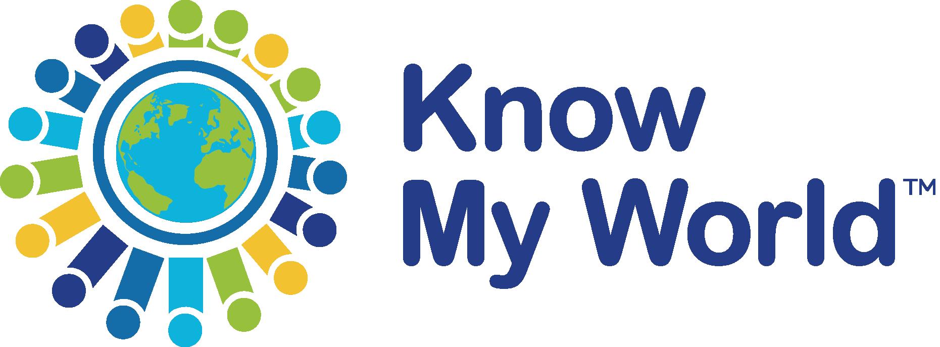 Know my teachers guide. Clipart world world logo