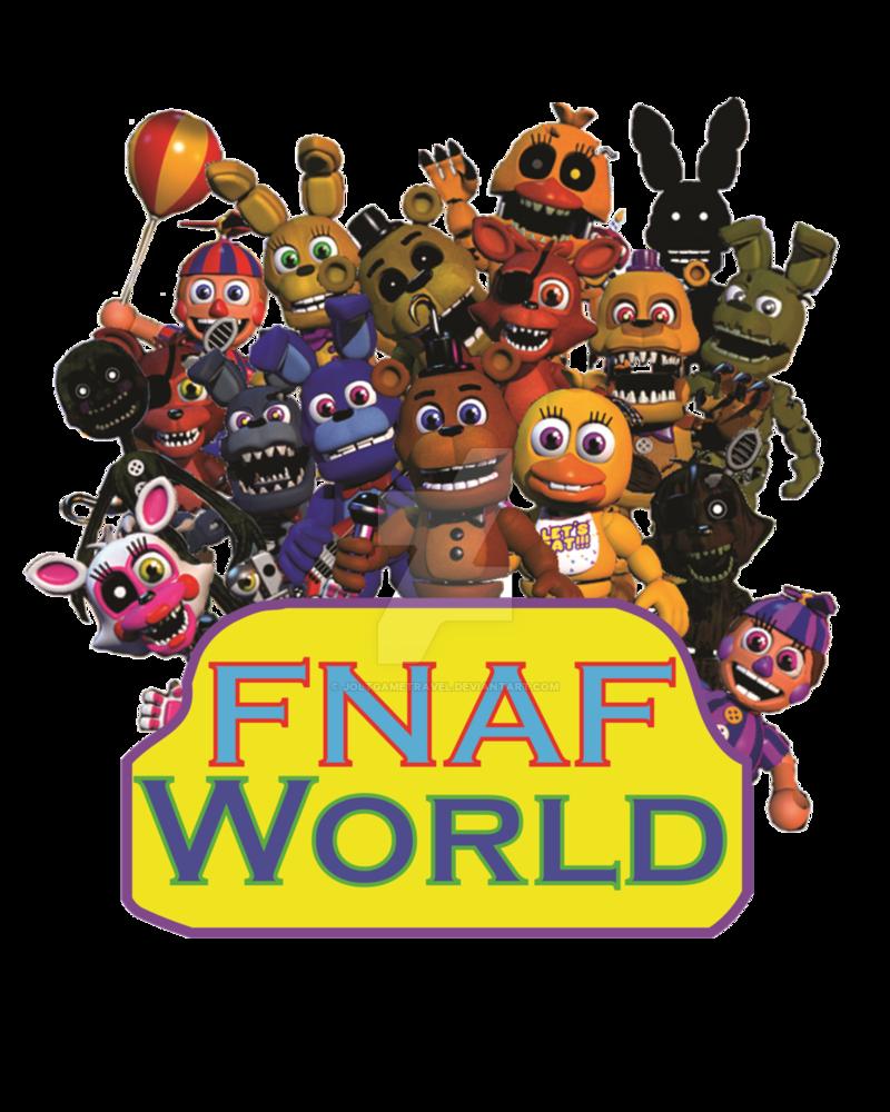 My custom fnaf watchers. Clipart world world logo