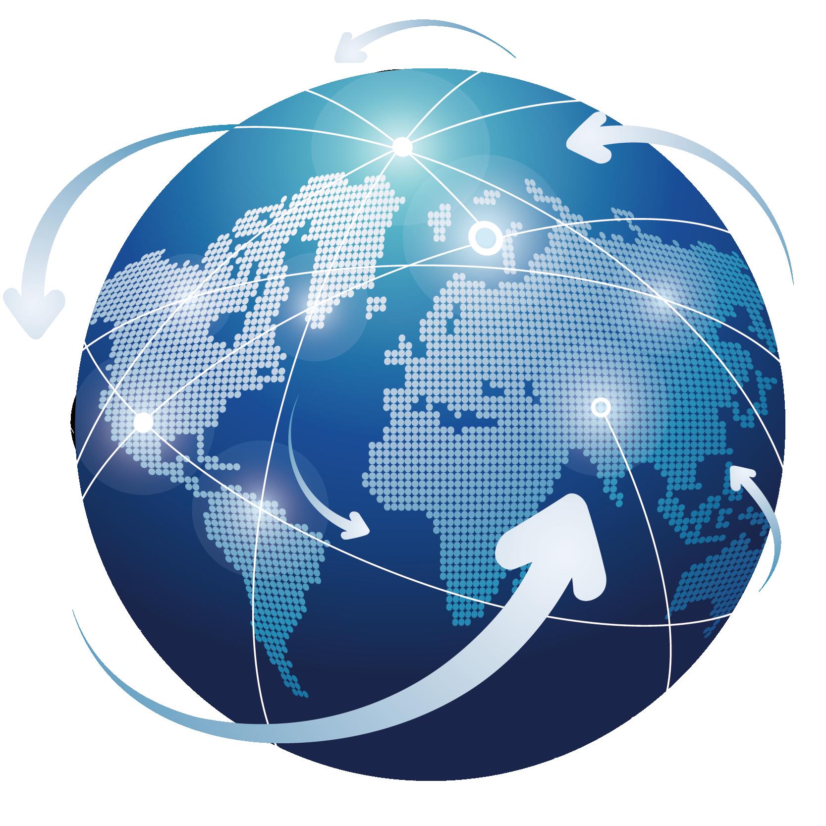 Planet clipart orbit planet. Globe logo clip art