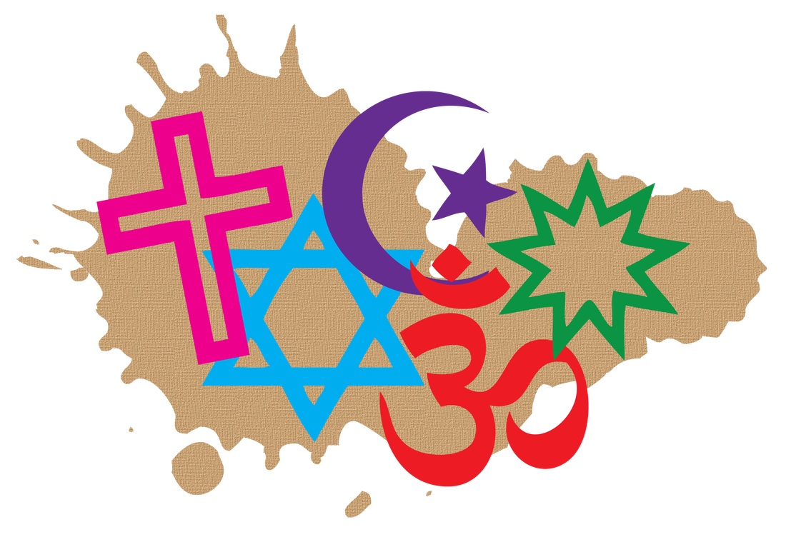 Belief systems picture. Music clipart religious