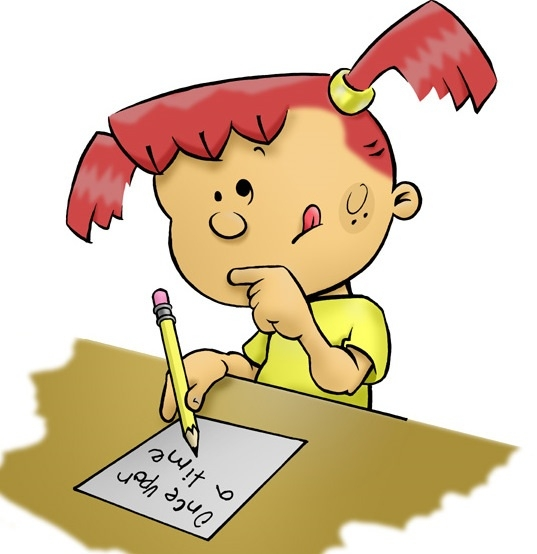 Kids lawrenceville pto for. Clipart writing clip art