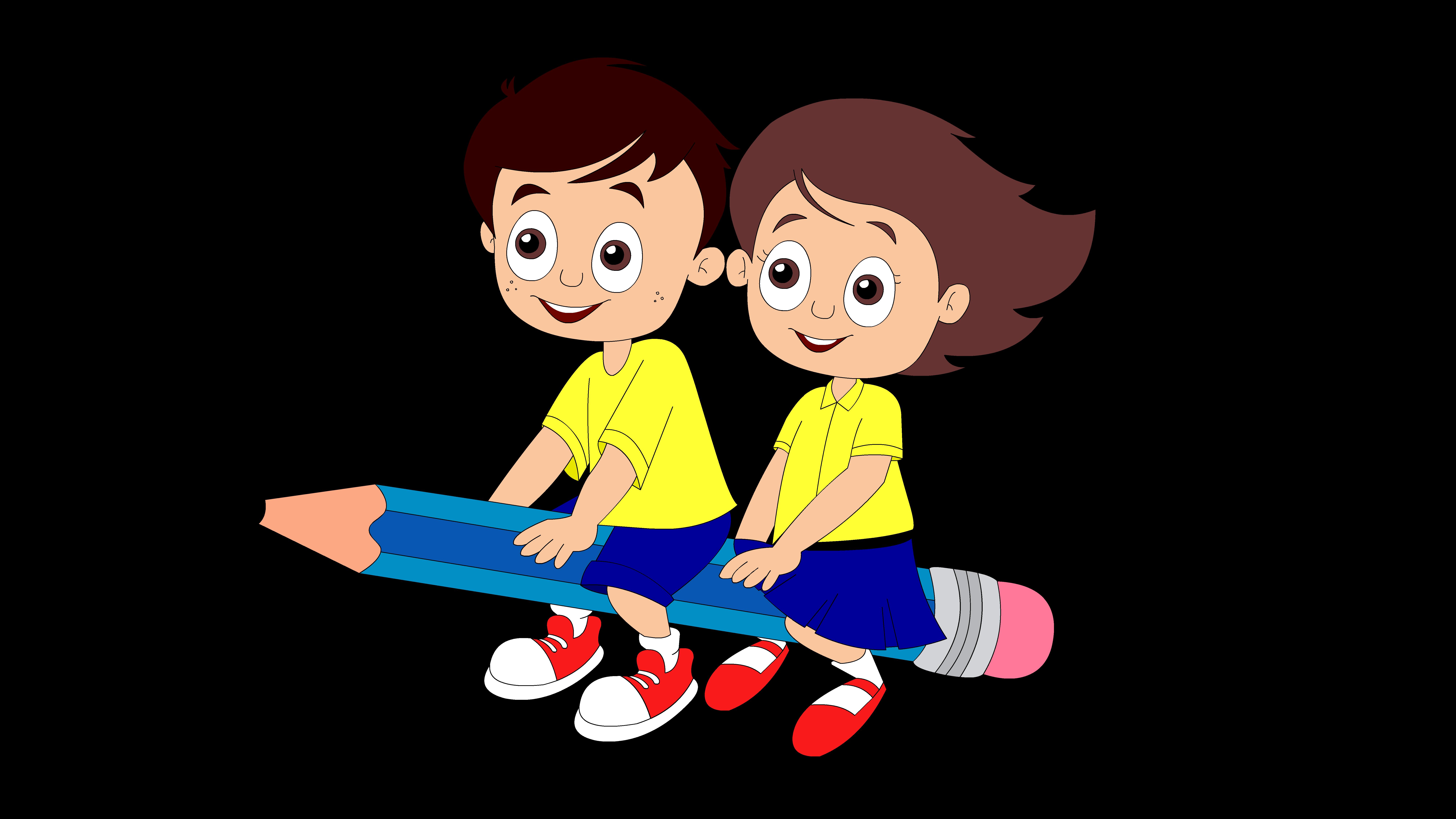. Clipart writing kindergarten