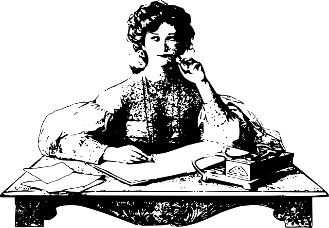 Clipart writing novelist. The curious case of