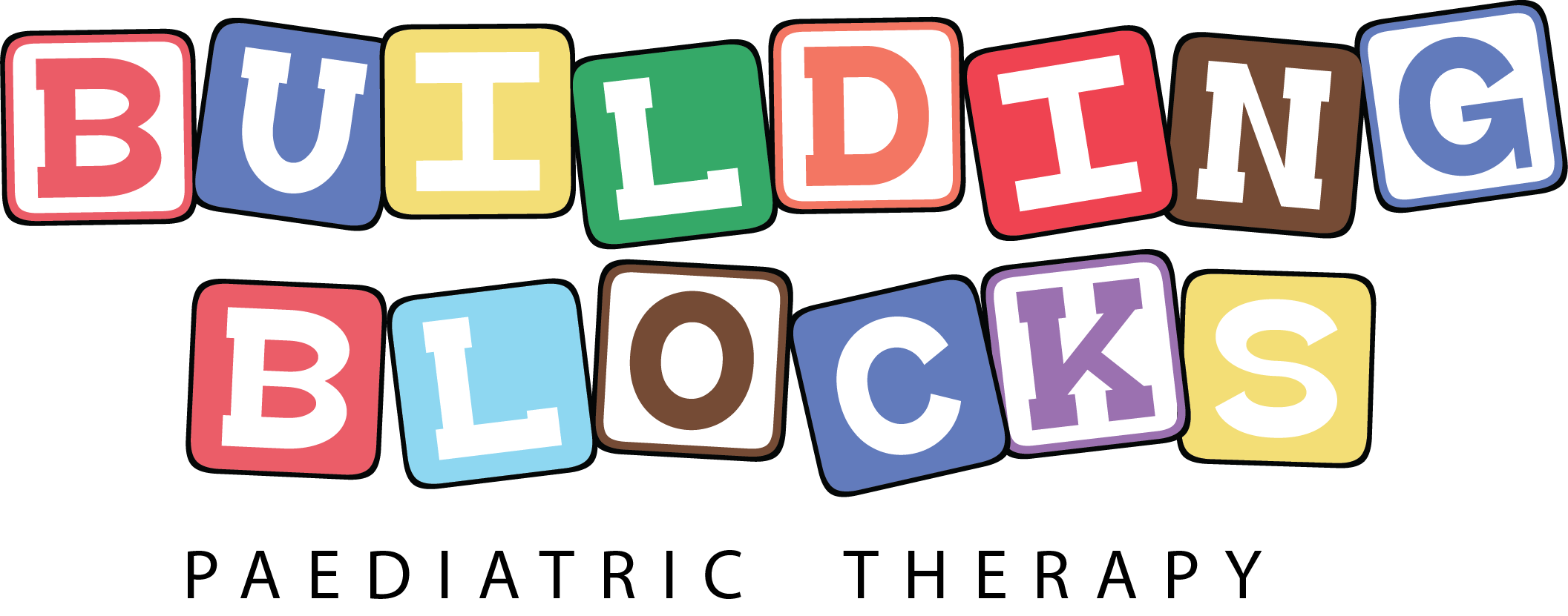 Toddler clipart building block. Paediatric occupational therapy in