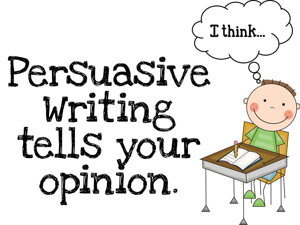 Persuasive rd grade lessons. Clipart writing opinion writing