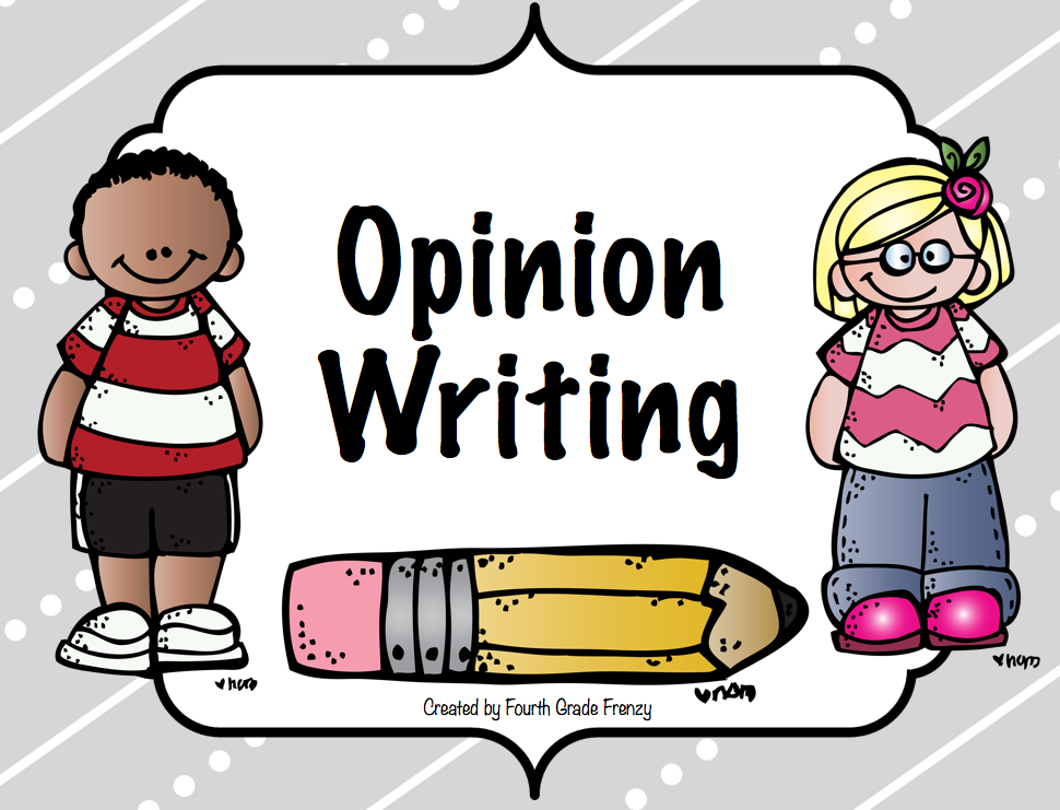 The best of teacher. Clipart writing opinion writing