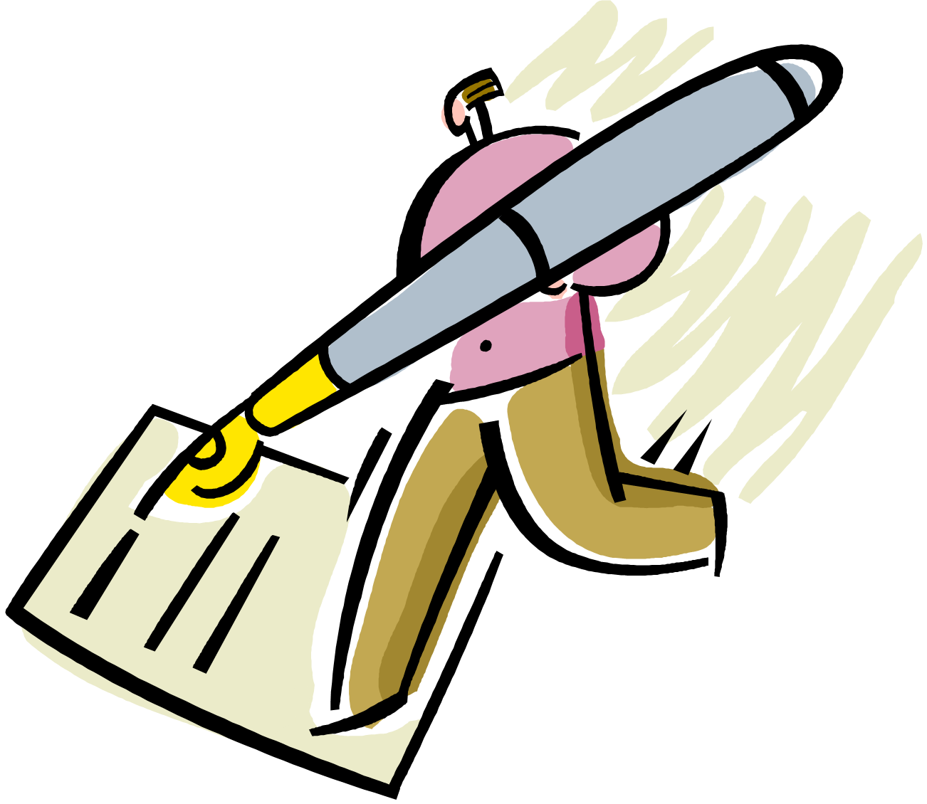 Clipart writing paper form. Research on technology transfer