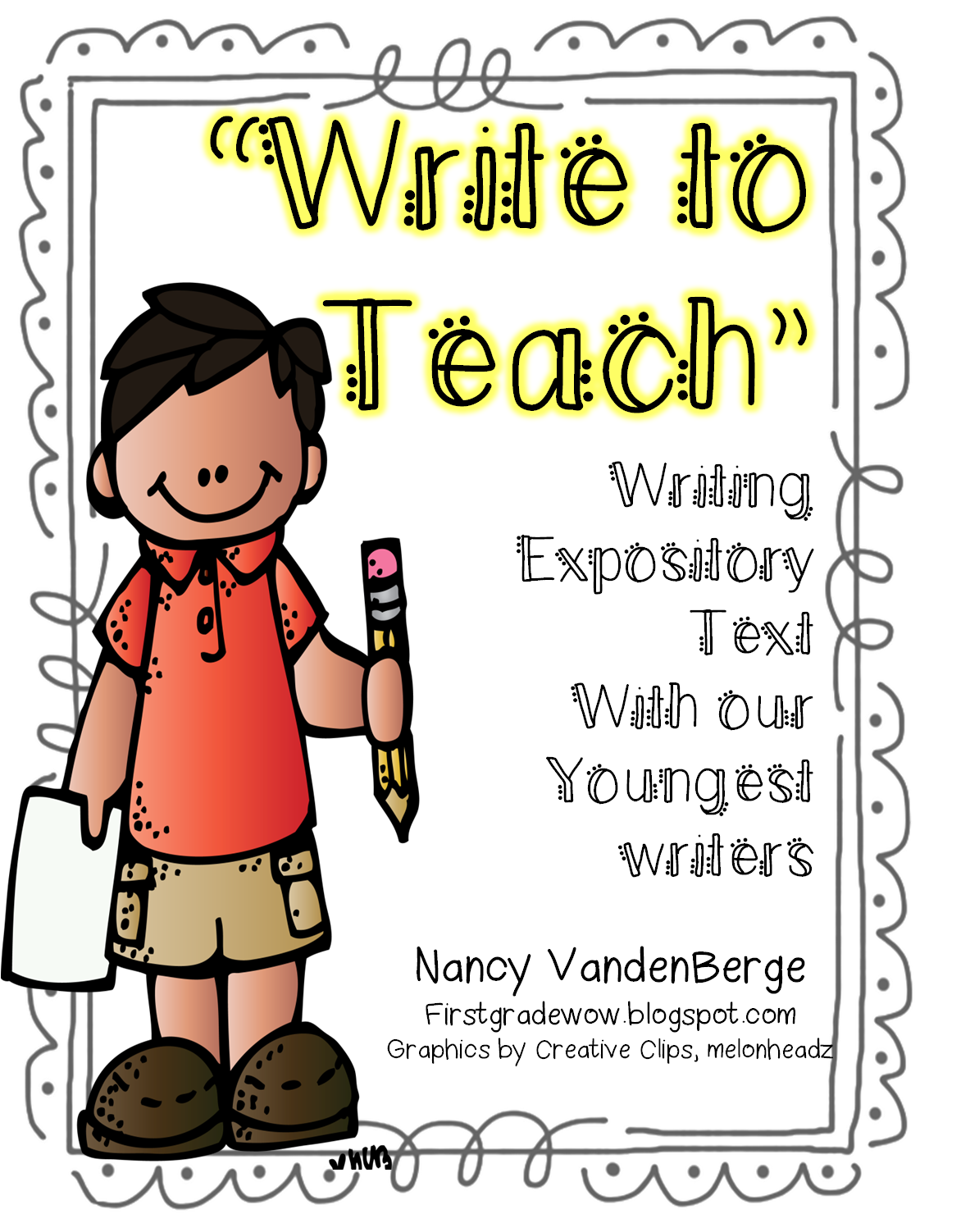 Clipart writing partners. To teach and making