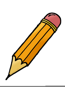 Clipart writing pencil. Free images at clker
