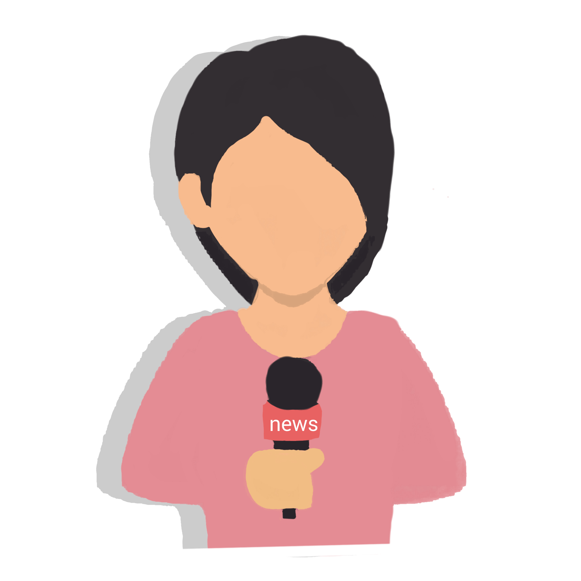 How to use haro. Clipart writing reporter