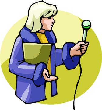 Free journalist download clip. Clipart writing reporter