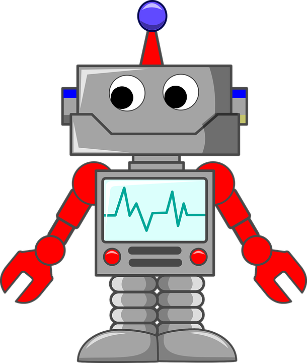 Basic png walle model. Clipart writing robot