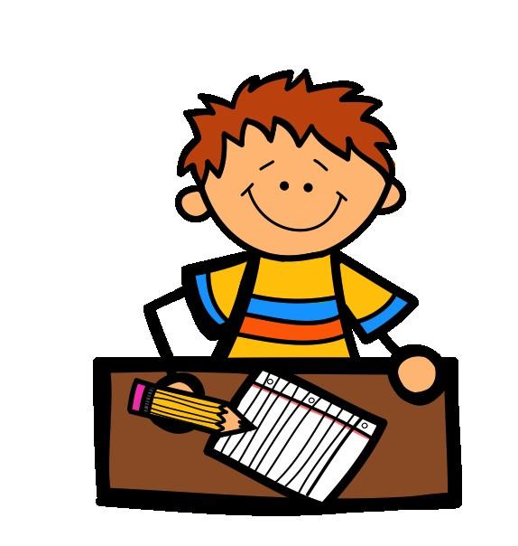 . Clipart writing school