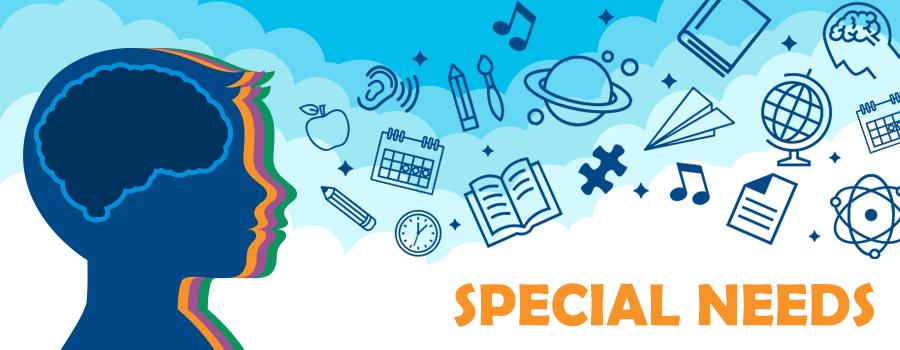 Textbook clipart homeschooling. Special needs children time