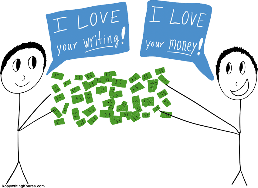 How to hire a. Writer clipart copywriter