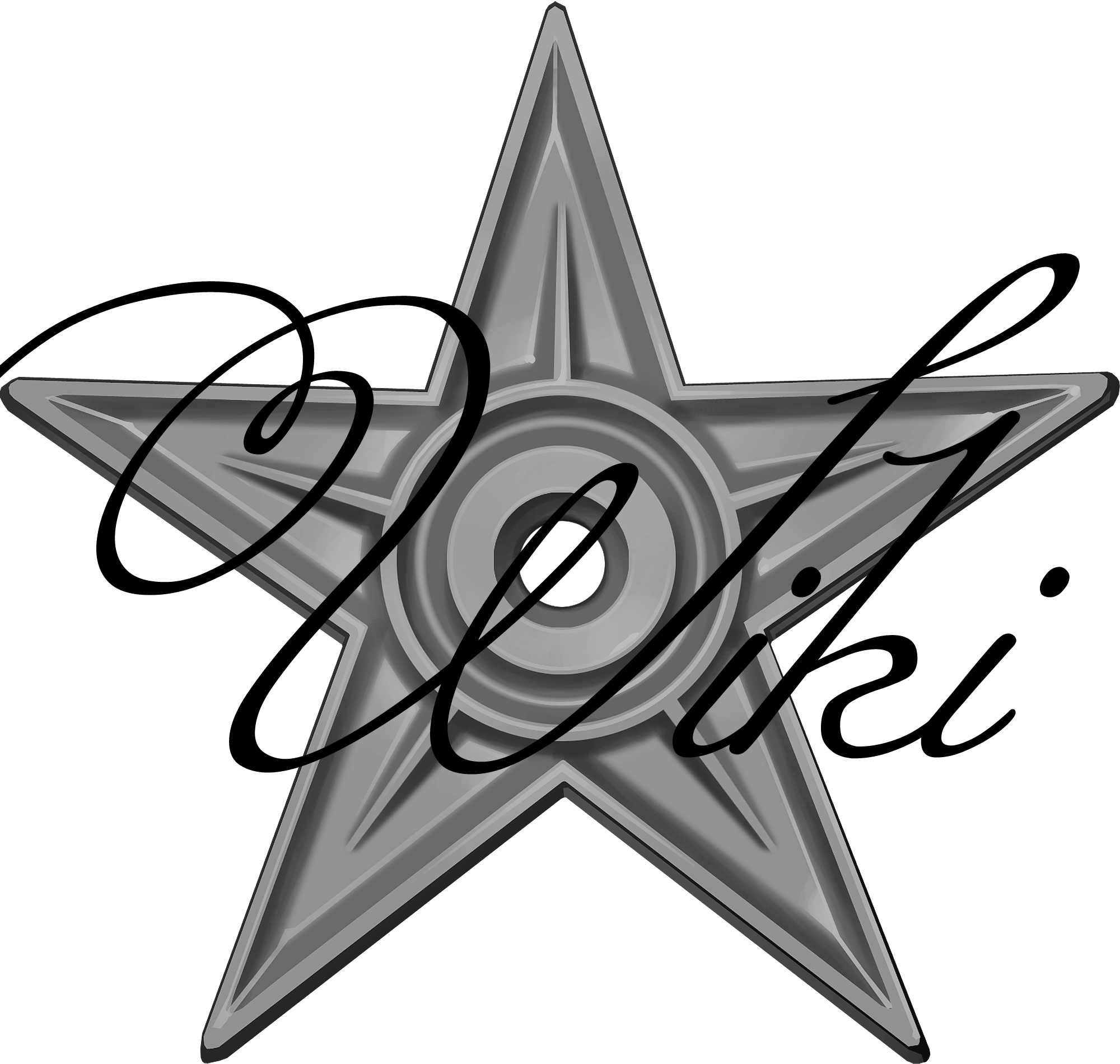 Writer clipart star writer. File writers barnstar hires