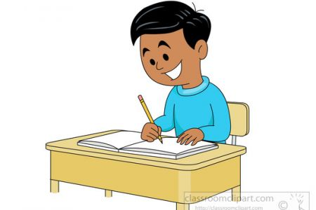 Students free download best. Clipart writing student