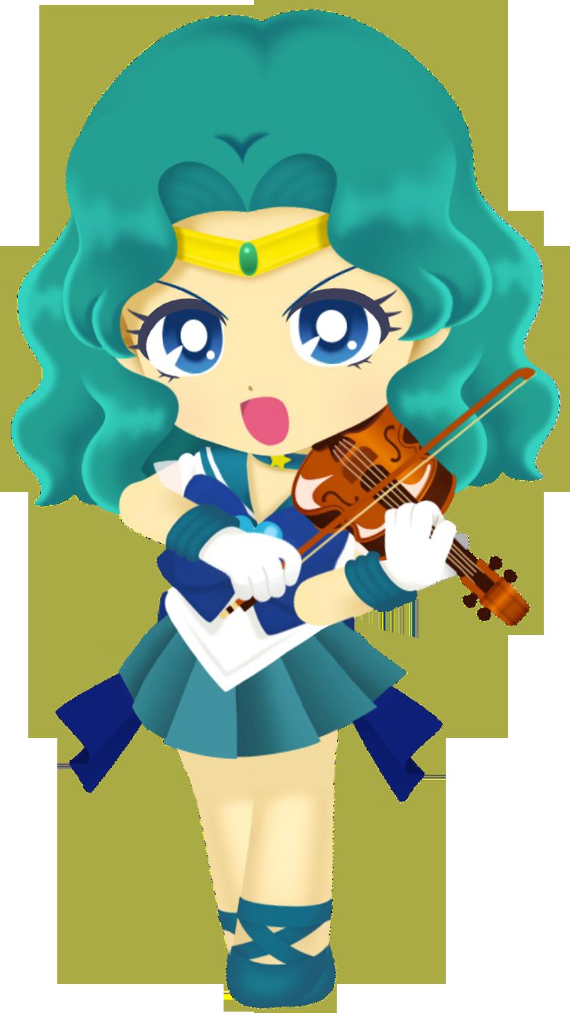 Clipart writing super. Sailor moon drops neptune