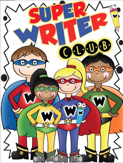 Club team newell . Writer clipart super