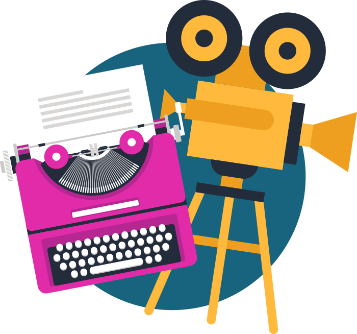 Clipart writing writers workshop. Television directors