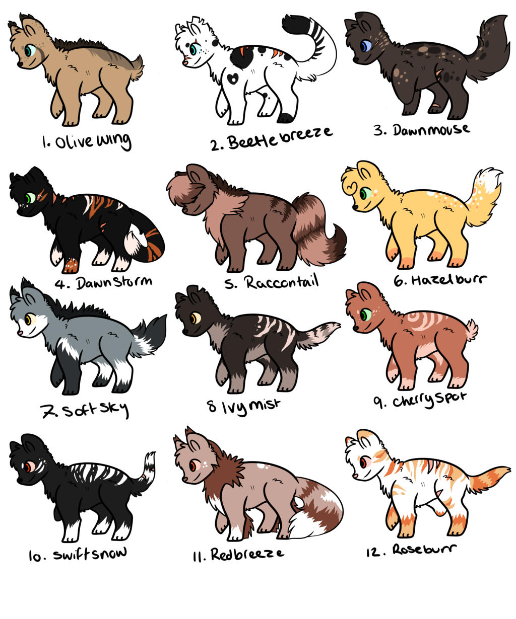 Clipart writing writing name. Warrior cats write to