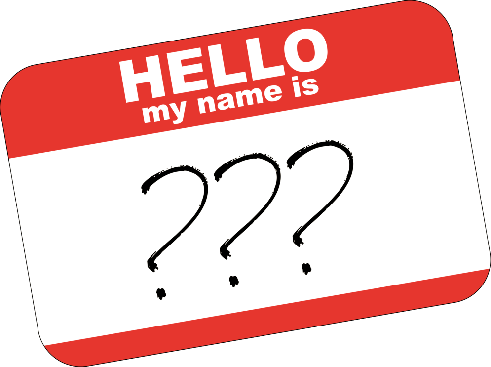 Clipart writing writing name. How to choose a