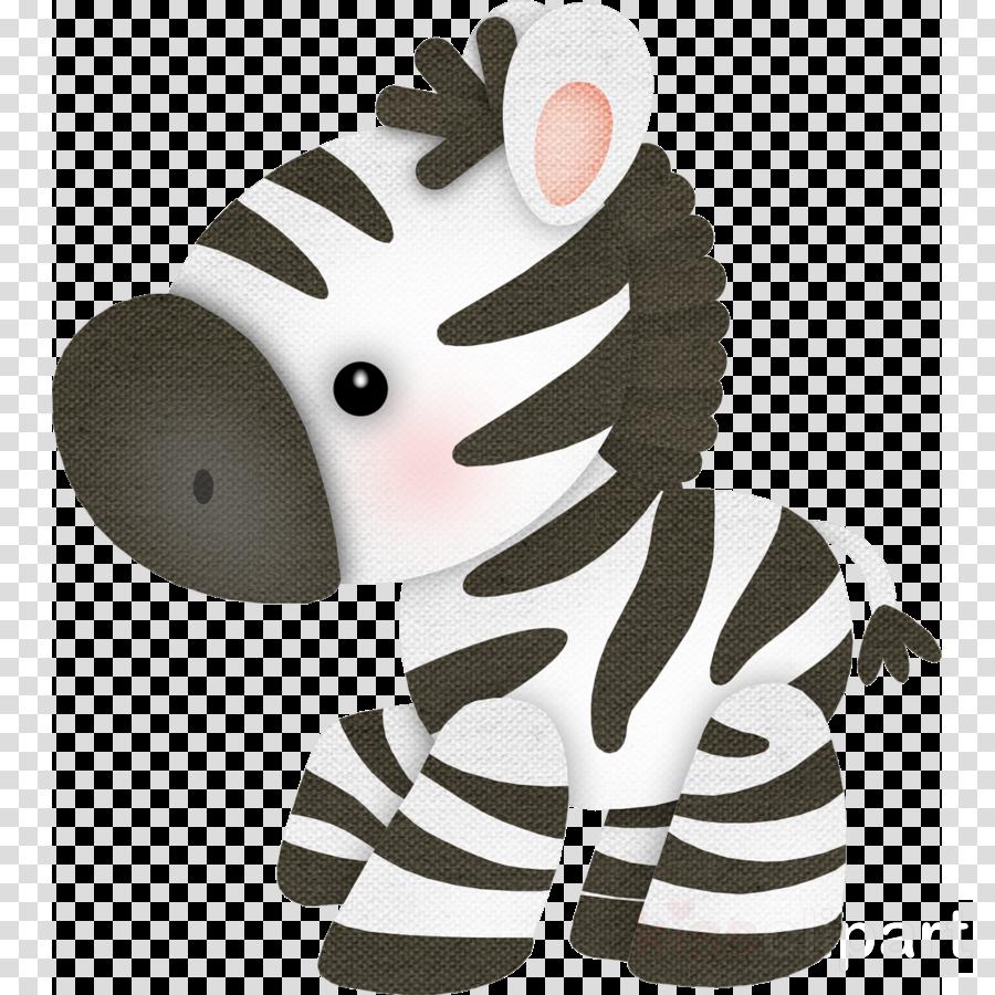 Clipart zebra baby shower. Animals transparent clip art