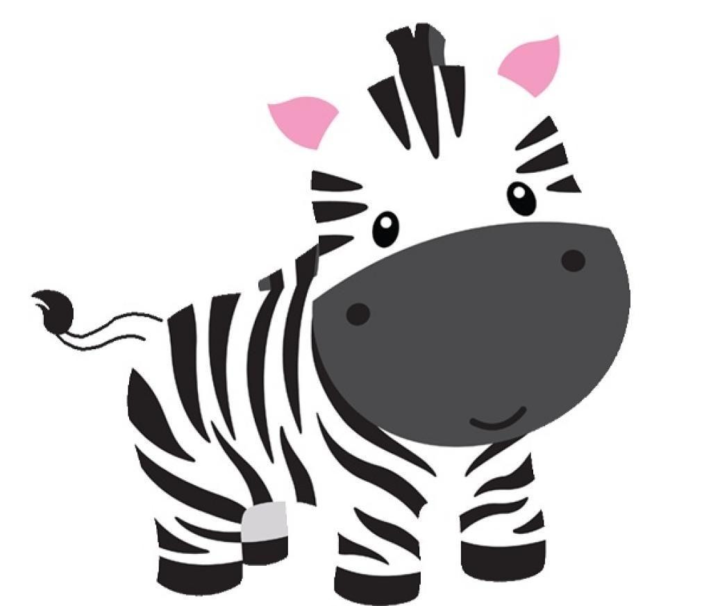 Clipart zebra baby shower. Portal