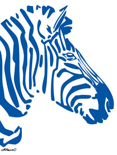 Clipart zebra blue zebra. Cliparting com