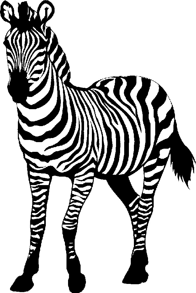 Free zebras cliparts download. Clipart zebra family