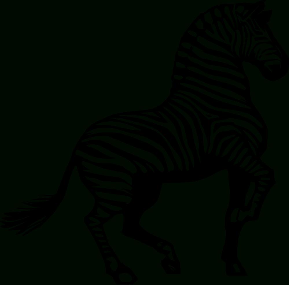 Clipart zebra jpeg. Black and white letters
