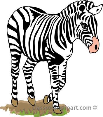 Free clip art pictures. Clipart zebra jpeg