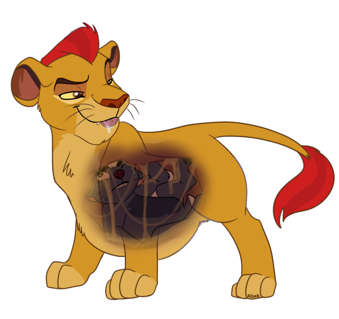 Clipart zebra lion king. The guard by chubbyjam