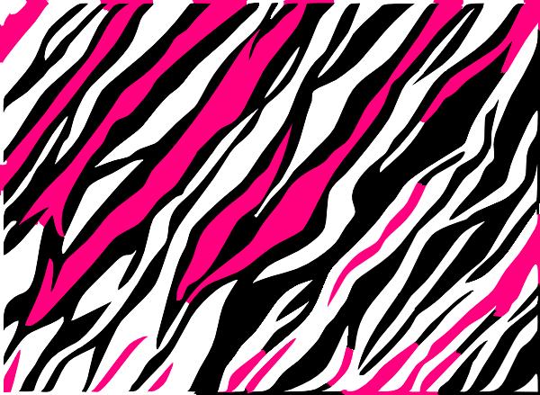 Clipart zebra purple zebra. Print background black and