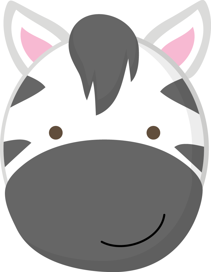 Clipart zebra safari themed. Bonitas im genes de