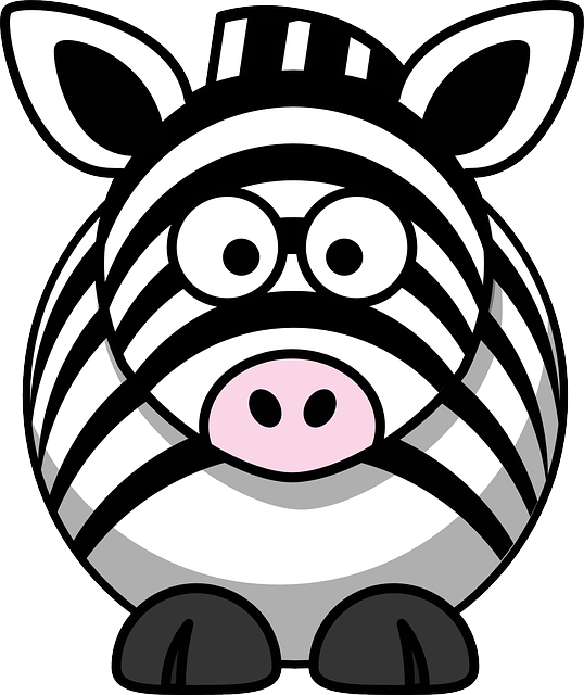 Clipart zebra safari themed. Free pictures images found