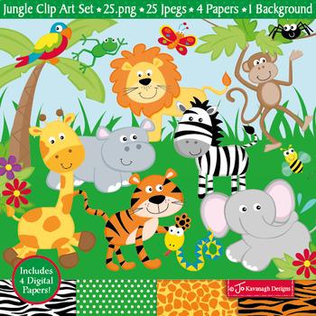 Clipart zebra theme jungle. Animals clip art c